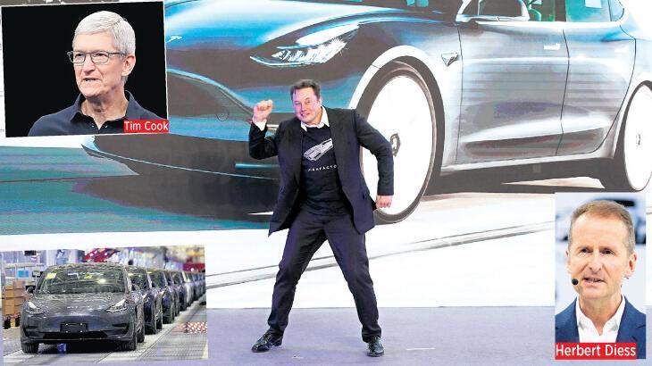 'Tesla'sın dedi randevu vermedi!