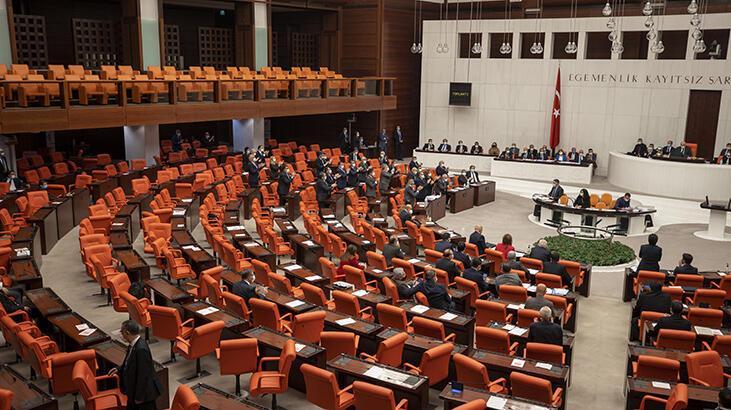 Son dakika... Türkiye Çevre Ajansının kurulması teklifi TBMM Genel Kurulu'nda kabul edildi
