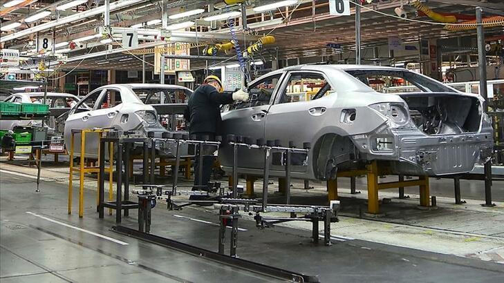 Sakarya 11 ayda 172 bin 766 araç ihraç etti