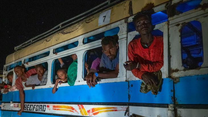 Etiyopya'da sivillerin katledildiği bölgeye asker gönderildi