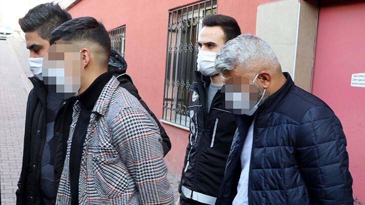 Kayseri'de zehir tacirlerine baskın! 4 kişi gözaltına alındı