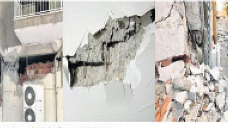 AFAD: Bina beton kaliteleri yetersiz!