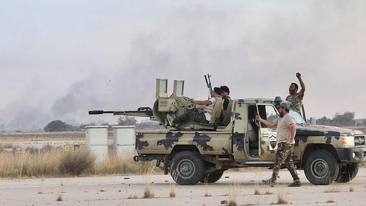 Libya'dan Hafter'e uyarı: Savaş isteyen taraf için sonuç korkunç olacak