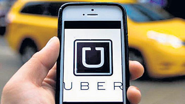 Uber'e engel kalktı sarı taksi izni çıktı