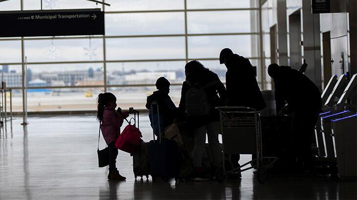 ABD, İngiltere'den yapılacak uçuşlarda koronavirüs testini zorunlu kılacak