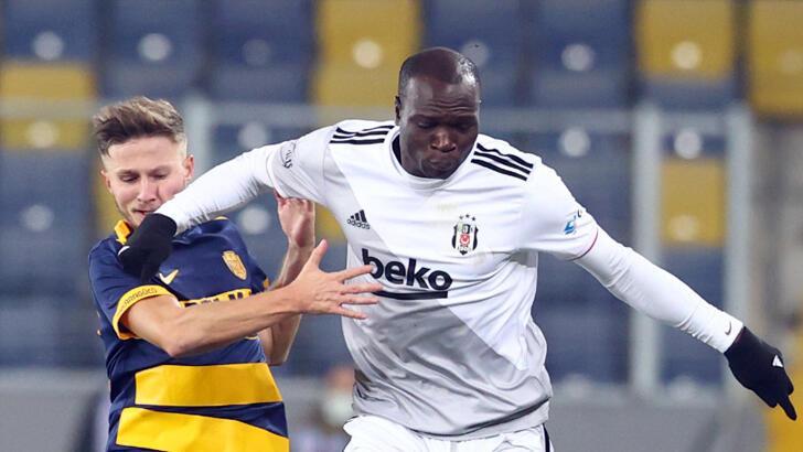 Aboubakar'ın gol serisi sona erdi