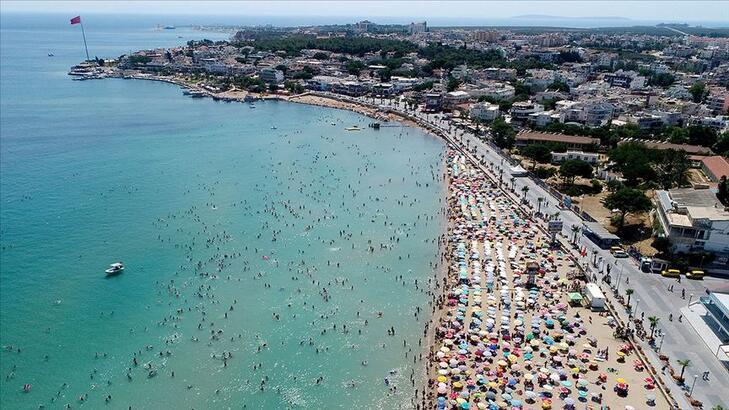 Antalya 2020'de yaklaşık 3,5 milyon turist ağırladı