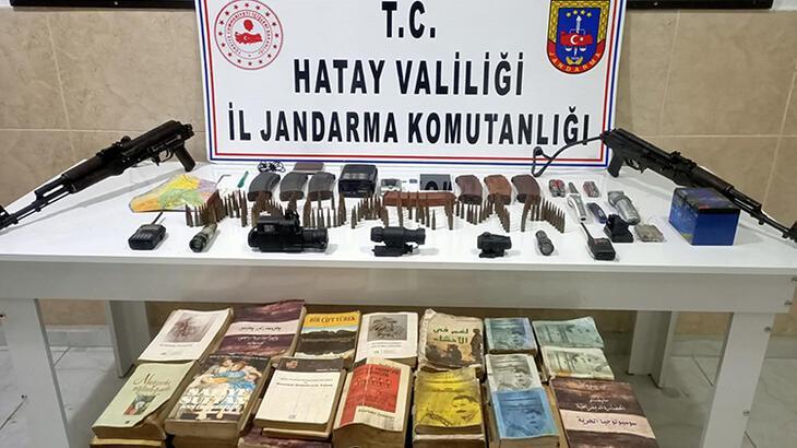 Amanoslarda PKK'ya ağır darbe!