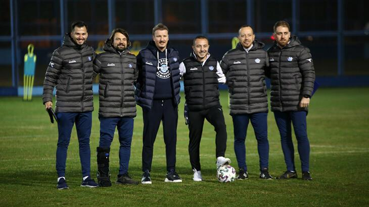 Adana Demirspor'da hedef 3'te 3