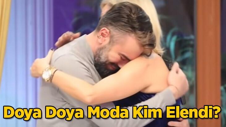 Doya Doya Moda kim elendi 25 Aralık? Doya Doya Moda haftanın finalinde neler oldu?