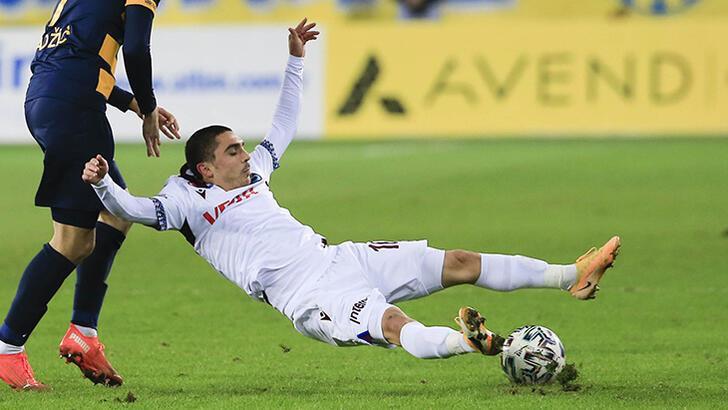 Son dakika - Trabzonspor'da Ekuban ve Abdülkadir Ömür Galatasaray maçında yok!