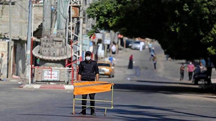 Gazze'de Kovid-19 vaka sayısı 37 bin 583'e yükseldi
