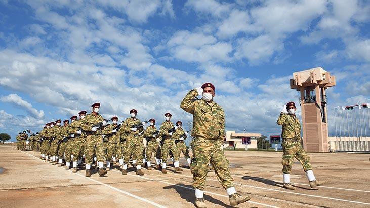 Libya ordusundan Hafter'e cevap