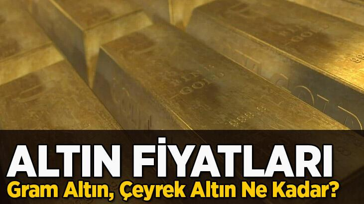 Canlı altın fiyatları anlık takip | 26 Aralık Çeyrek altın, gram altın, tam altın fiyatı ne kadar?