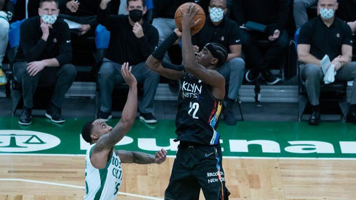 NBA'de Nets, Celtics'i rakip sahada devirdi!