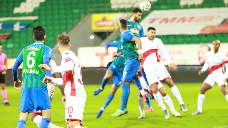 Süper Lig'de penaltı kazanamayan tek takım Antalyaspor