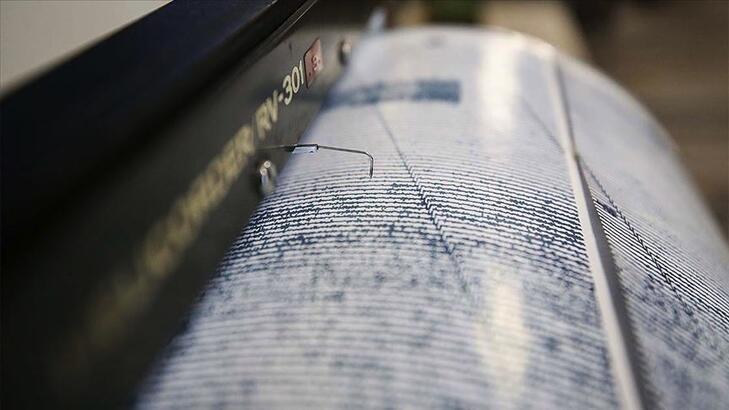 Son Dakika... Elazığ'da korkutan deprem! Büyüklüğü...