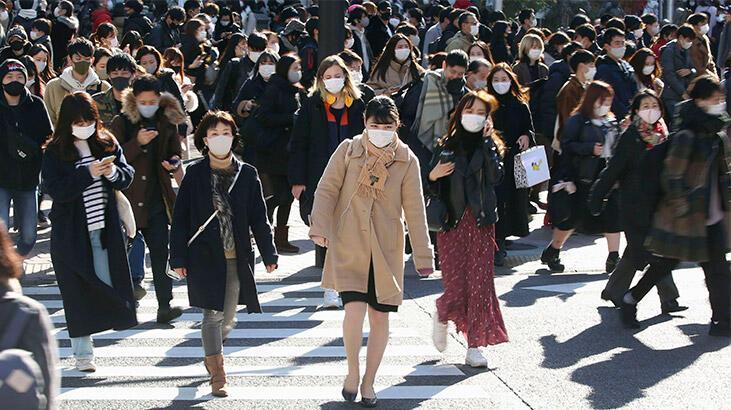 Japonya'da vakalar 4 gün üst üste rekor kırdı