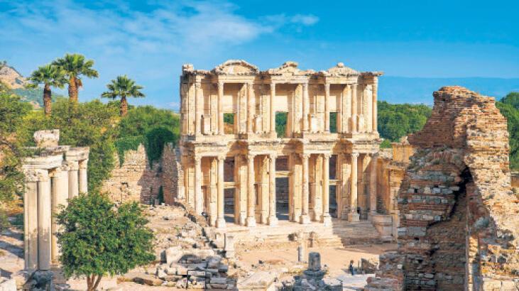 360° Efes Selçuk turu