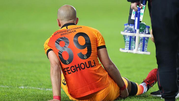 Son dakika - Galatasaray'da Taylan Antalyalı ve Feghouli şoku!