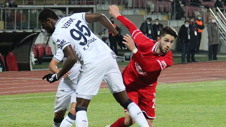Aydeniz Et Balıkesirspor - Adana Demirspor: 0-1