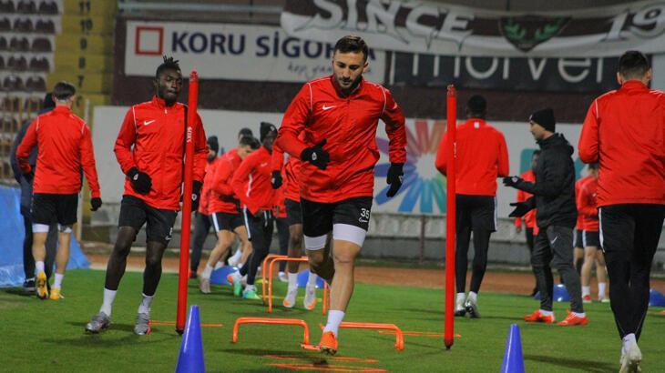 Hatayspor, yarın Antalyaspor'a konuk olacak