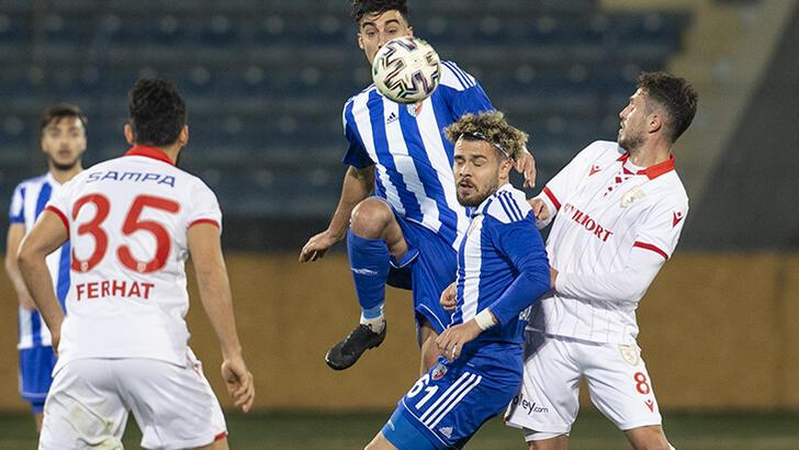 Ankaraspor - Yılport Samsunspor: 1-2