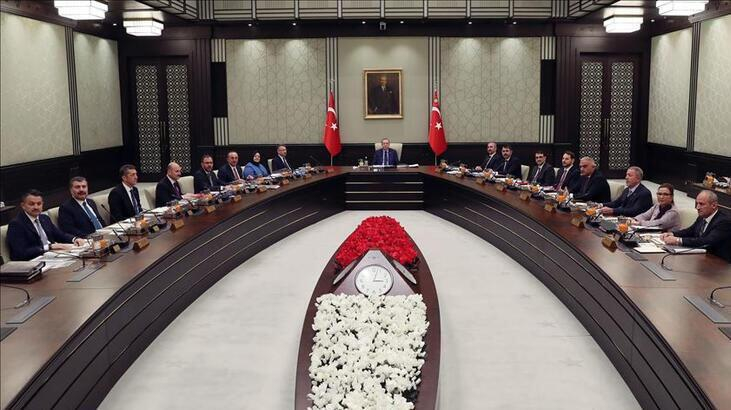 Kabine toplantısı ne zaman, bugün saat kaçta? Cumhurbaşkanı Erdoğan ne zaman açıklama yapacak?