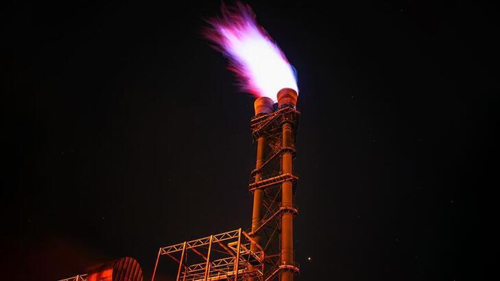 Doğal gaz ithalatı ekimde yüzde 28 artışla 4 milyar metreküp oldu