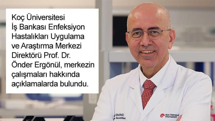 IHA - Türkiye'de bu ölçekte ilk ve tek olan, dünya standartlarındaki merkezde enfeksiyon hastalıkları araştırılacak