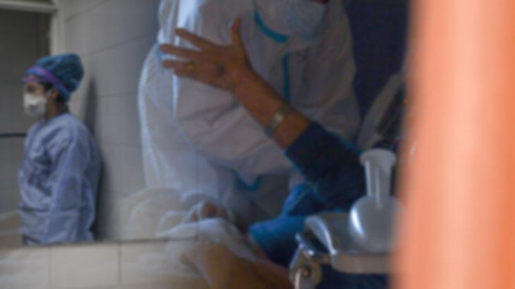 Özel hastanede büyük skandal! Tuvalette buldular