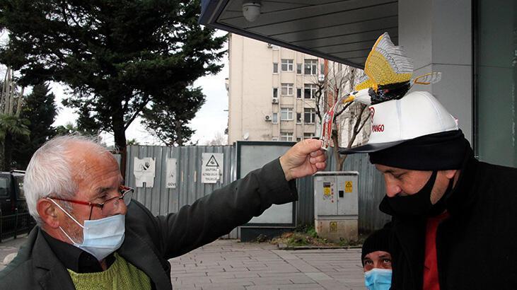Zonguldak'ta, Milli Piyango biletlerine yoğun ilgi