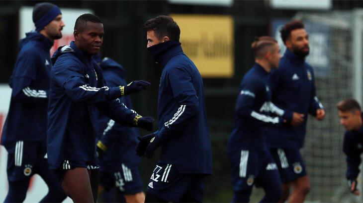 Fenerbahçe'de sakat oyunculardan müjde