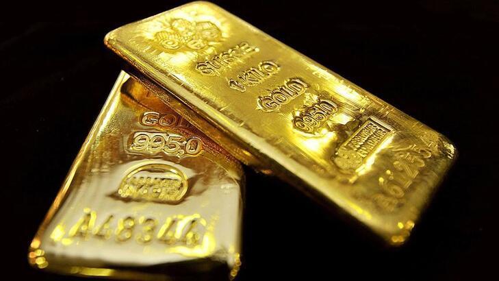 Altının kilogramı 451 bin liraya geriledi