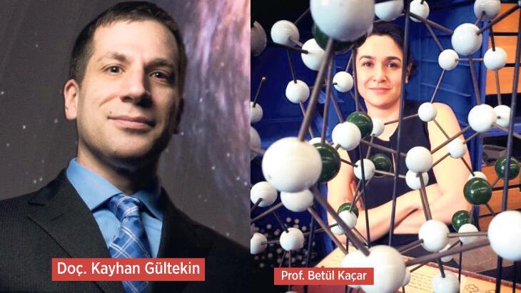 Türkler evrenin sırlarını keşfediyor