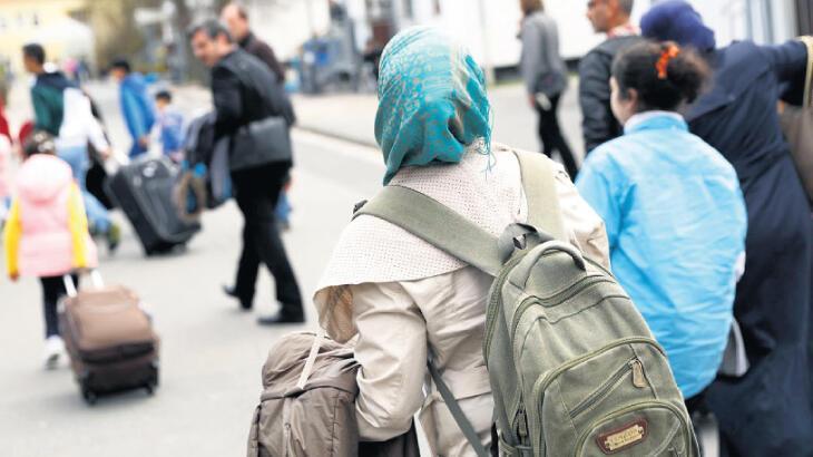 Almanya'dan Suriye'ye sınır dışı başlıyor!