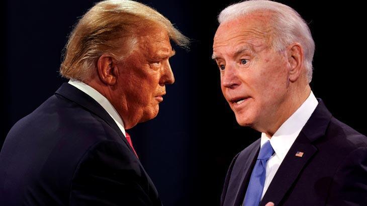 Biden'dan Trump'a şok suçlama: Birçok kurumun içleri oyuldu