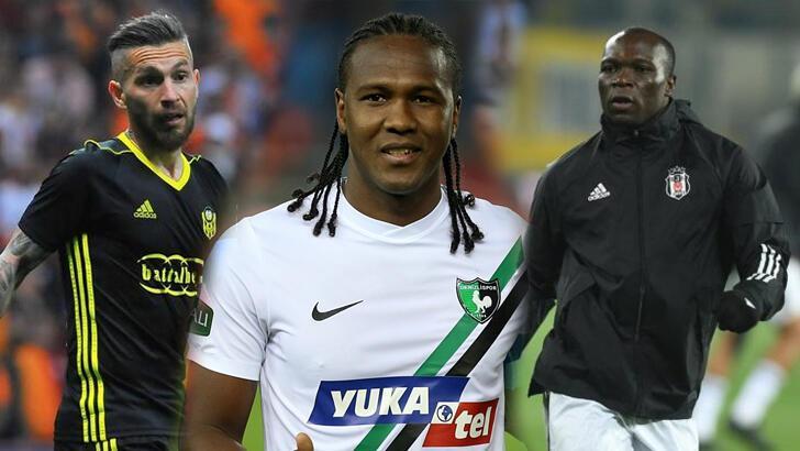 İşte Süper Lig'de gol krallığı!