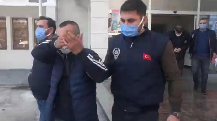 Mersin'de 8 evden hırsızlık yapan 2 şüpheli, tutuklandı