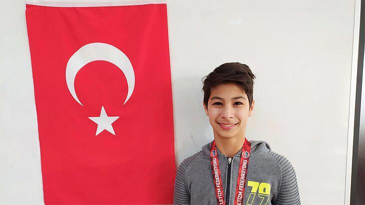 Son dakika | Yüksek atlama Türkiye şampiyonu Muhammed Enes, Fenerbahçe yolcusu!