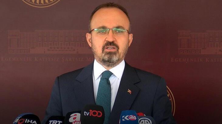 AK Parti'li Turan: CHP'li vekilin 'davadan vazgeçin' dediği iddiası son derece vahim