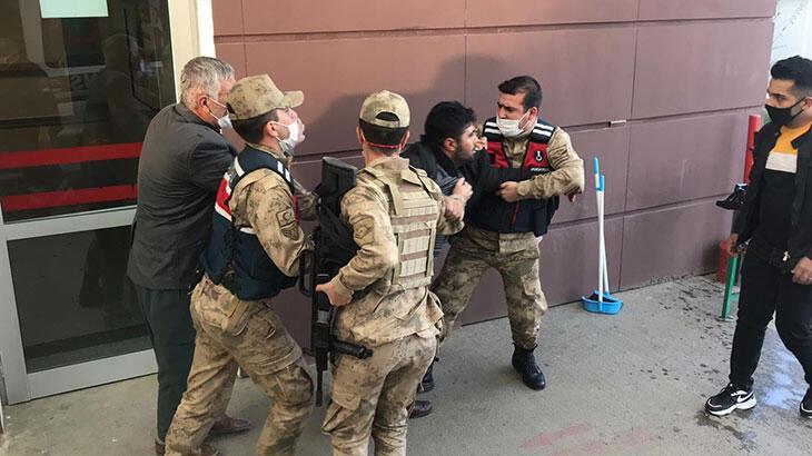 Akrabalar arasında kavgada silahlar konuştu! Yaralılar var