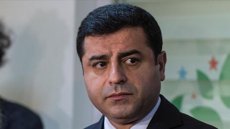 CHP heyeti, eski HDP Eş Genel Başkanı Selahattin Demirtaş'ı cezaevinde ziyaret etti