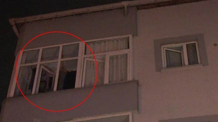 4'üncü kattan aşağı düşen lise öğrencisi ağır yaralandı