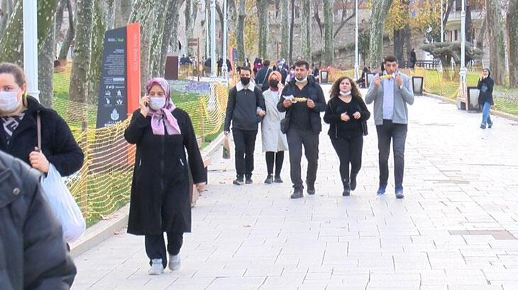 İstanbul'da yalancı bahar! '2021'de de sıcaklık artışının sinyali'