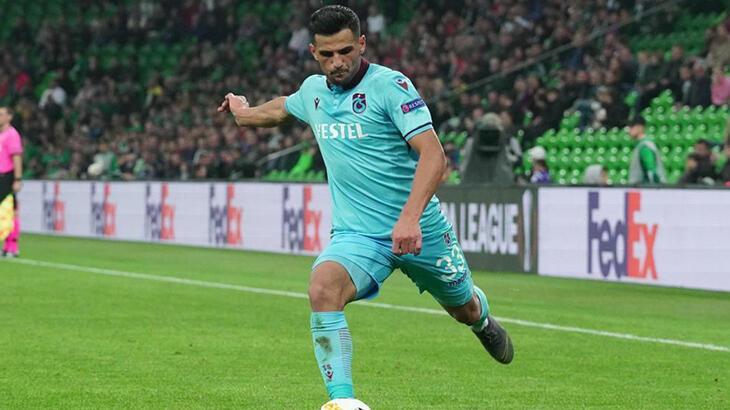 Abdurrahim Dursun: Trabzonspor'a daha güçlü dönmek istiyorum