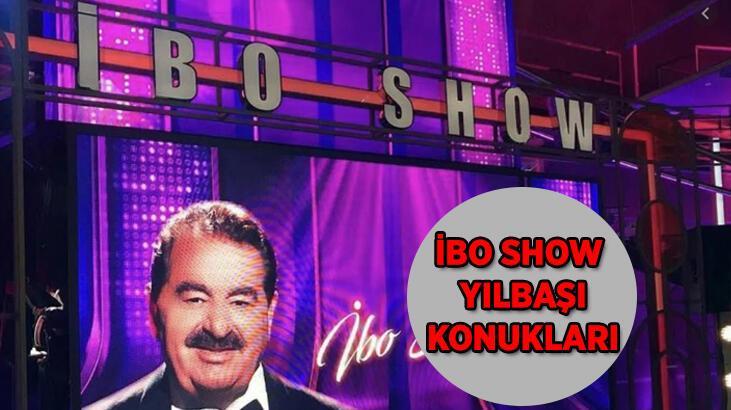 İbo Show Yılbaşı konukları kimler? İbo Show Yılbaşı programı saat kaçta başlayacak?