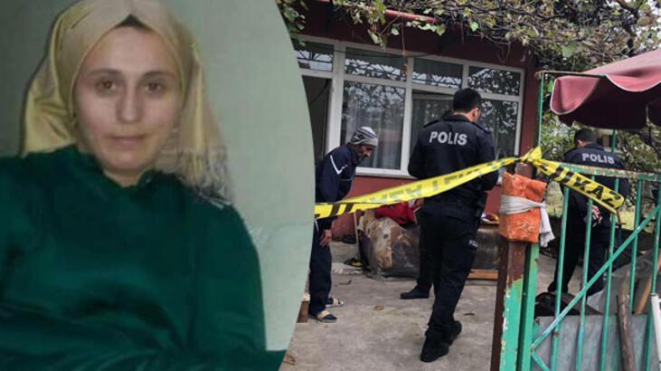 Babasının evleneceği kadını vahşice öldüren caniye müebbet