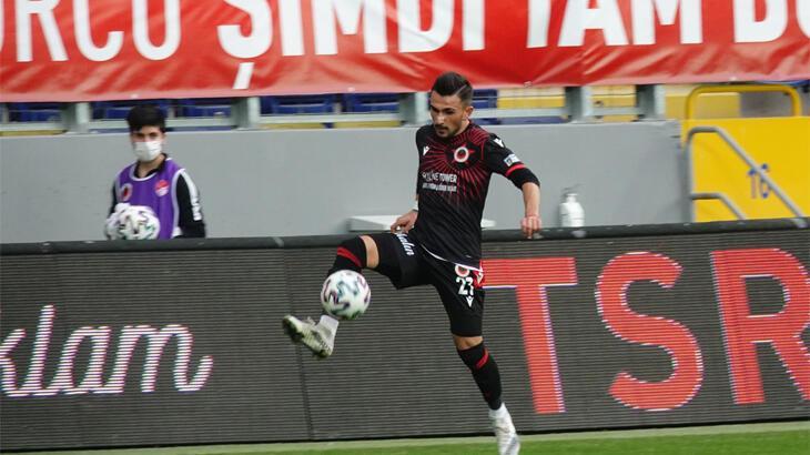 Gençlerbirliği'nde Ömürcan Artan 3 hafta sahalardan uzak kalacak