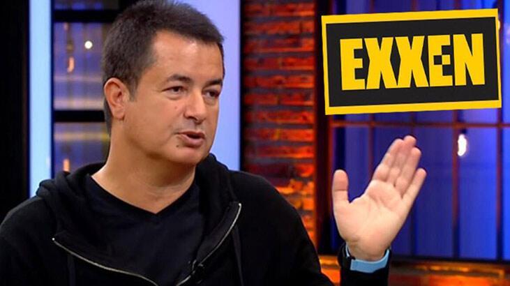 Acun Ilıcalı, 'Exxen'in aylık ücretini açıkladı